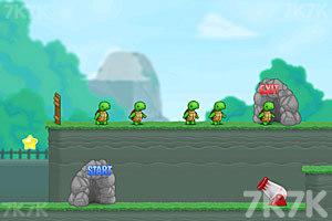 《动物园逃亡》游戏画面9