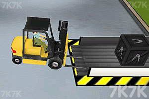 《3D仓库叉车》游戏画面4