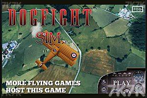 《3D空中战争》游戏画面3