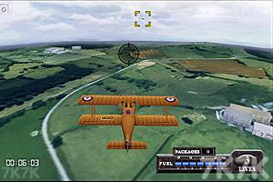 《3D空中战争》游戏画面4