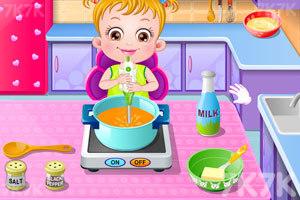《可爱宝贝下厨房》截图8