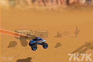 《3D极限四驱车》游戏画面4