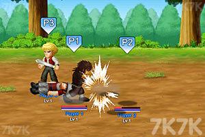 《英雄大作战v0.0.7》游戏画面6