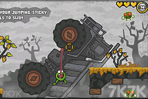 《小青蛙吃害虫》游戏画面2