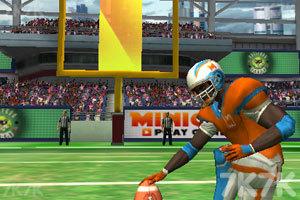 《职业橄榄球3D》游戏画面4