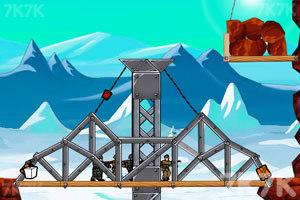 《炸桥灭敌军》游戏画面6