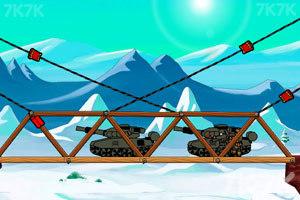 《炸桥灭敌军》游戏画面1
