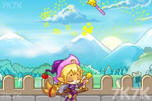 《洛克王国之魔法守护者》游戏画面7