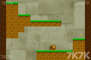 《猴子吃钻石》游戏画面2