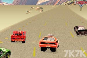 《沙漠极速飙车》游戏画面7