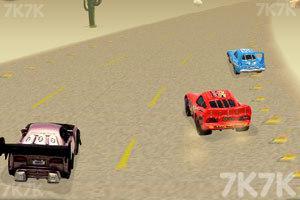 《沙漠极速飙车》游戏画面2