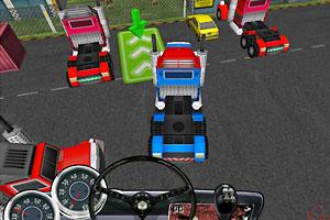 play Truck Parking 3D