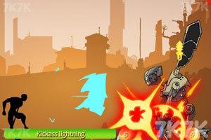 《邪恶力量》游戏画面4