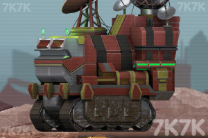 《挖矿机器人》游戏画面3