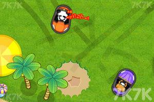 《小浣熊碰碰车》游戏画面10
