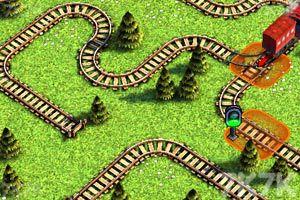 《火车指挥官lite》游戏画面10