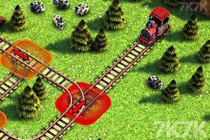 《火车指挥官lite》游戏画面4