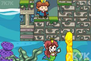 《私奔的人鱼公主》游戏画面9