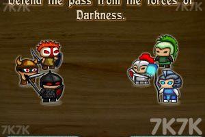 《入侵者之战》游戏画面4