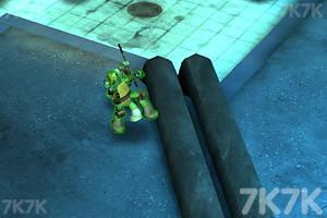 《忍者神龜激斗》截圖9