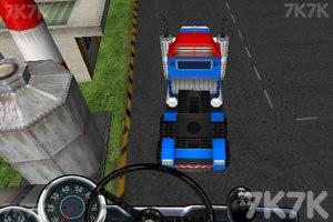《3D货运大卡车》截图3