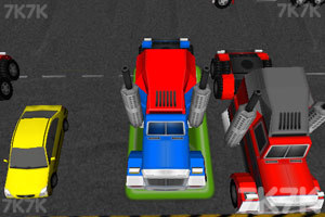 《3D货运大卡车》截图6