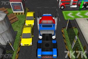 《3D货运大卡车》截图10