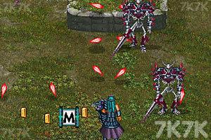 《暗黑裁决者》游戏画面8
