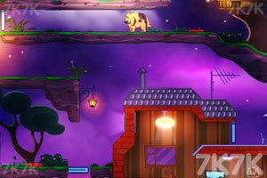 《男孩与狗狗回家》游戏画面2
