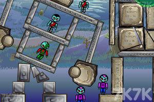 《炸弹埋僵尸》游戏画面7