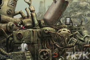 《机械迷城完整中文版》游戏画面3