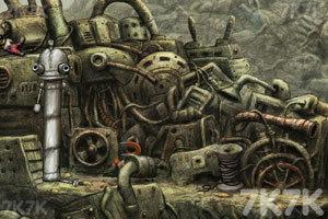 《机械迷城完整中文版》游戏画面4