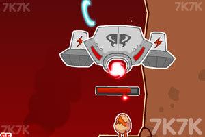 《恐龙大战外星人》游戏画面8