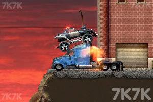 《地狱警车2积分版》游戏画面6
