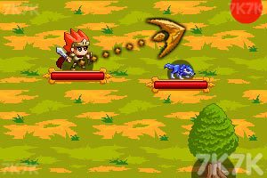 《骑士冲锋》游戏画面1
