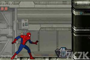 《鋼鐵蜘蛛俠》截圖3