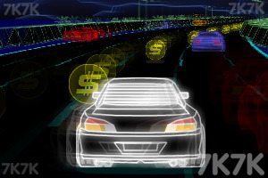 《霓虹灯赛车2》游戏画面7