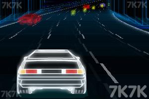 《霓虹灯赛车2》游戏画面2
