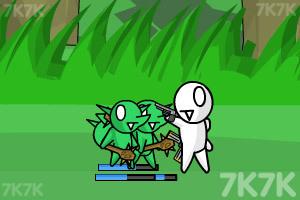 《DNF2.7无敌版》游戏画面5