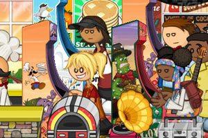 《老爹煎饼店》游戏画面4