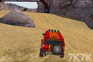 《3D峡谷四驱车》游戏画面9