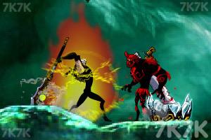 《黑天使2之勇者试炼》游戏画面3