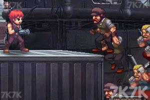 《复仇之臂中文无敌版》游戏画面6