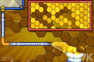 《我要吃蜂蜜》游戏画面7