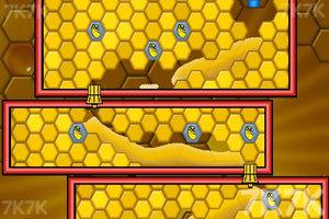 《我要吃蜂蜜》游戏画面4