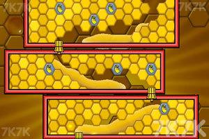 《我要吃蜂蜜》游戏画面5