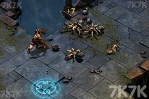 《国王的使命》游戏画面5