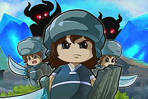 《水晶守护传奇》游戏画面1
