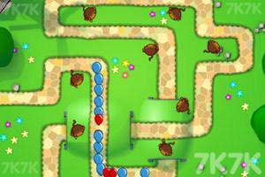 《小猴子守城4V1.26版》游戏画面9
