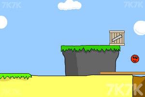 《小球找钻石》游戏画面7